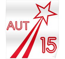 AUSTRIA STAR 2015 Poster