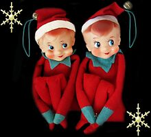 HANG US ON YOUR CHRISTMAS TREE..DONE FOR CHALLENGE by ✿✿ Bonita ✿✿ ђєℓℓσ