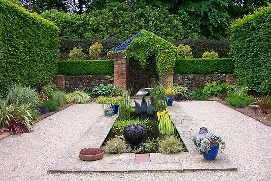 Walled Garden by Susan Moss