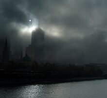 Lifting City Fog by John Barratt
