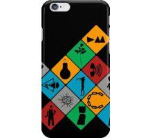 Depeche Mode : Logo Tribute 2 - Color iPhone Case/Skin