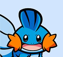 Mudkip by Pepooni