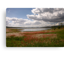Lake Wivenhoe, Queensland Canvas Print
