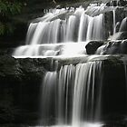 Leura Cascades - Serenity, Blue Mountains, NSW by Kim Roper