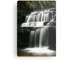 Leura Cascades - Serenity, Blue Mountains, NSW Metal Print