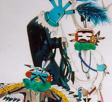 Kachinas by jamiewinter