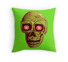 Space Ghoul Throw Pillow
