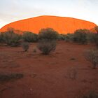ULURU SUNRISE by Greeneye