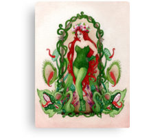 Art Nouveau Ivy Canvas Print
