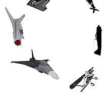 Evolution of Flight by Embeddedcode