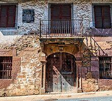 Mansion in Navarre village by JJFarquitectos