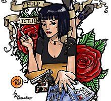 Pulp Fiction by contuzion