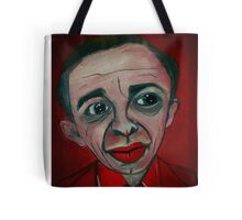 WOW. BOB. WOW. FIRE WALK WITH ME - from 'The Peaks' range Tote Bag