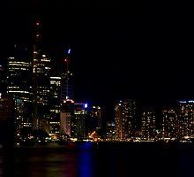 Brisbane CBD by Judy Harland