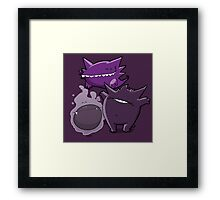 Number 92, 93 and 94 Framed Print