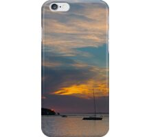 A Day is done iPhone Case/Skin