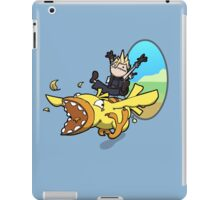 A magnificent creature iPad Case/Skin