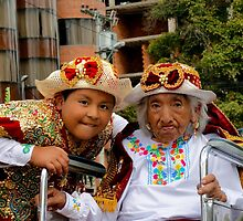 Cuenca Kids 546 by Al Bourassa