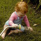 Sprinkler Play by justineb