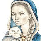 Winter Messengers by tanyabond