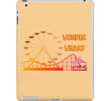 Wonder Wharf iPad Case/Skin