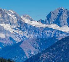 The Monashee Mountains by RevelstokeImage