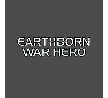 Mass Effect Origins - Earthborn War Hero Photographic Print