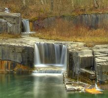 Dorset Quary Swimming Hole by thewaterfallhunter