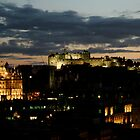 Edinburgh Castle by Jennifer Douglas