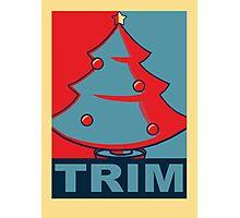 Trim the Tree Photographic Print