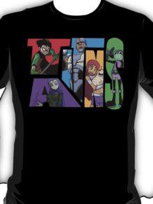 TITANS - Teen Titans T-Shirt