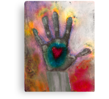 Passionate Proof Canvas Print