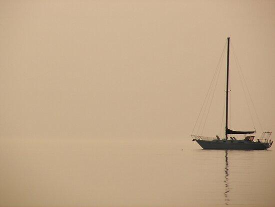 Nautical Haze by Maria Dryfhout