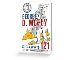 Gigawatt 121 Greeting Card