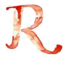 Alphabet R by bridgetdav