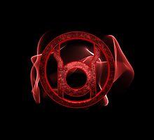 Red Lantern by BigRockDJ