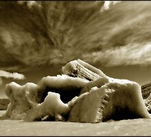 Iceberg Ahoy by Charles McKean