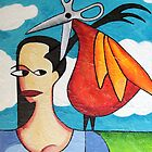 The Hairdresser Bird by Anni Morris