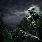I am the lizard king. by eclectic1