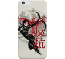 Rebellion iPhone Case/Skin