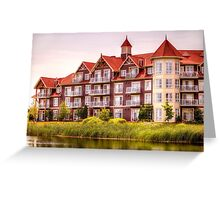 Westin Trillium House Greeting Card