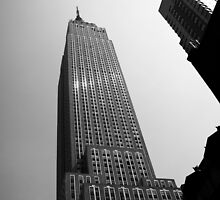 Empire State Building by Jodie Johnson