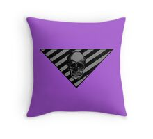 The Ghost Who Walks Throw Pillow