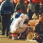 Moroccan market by indiafrank