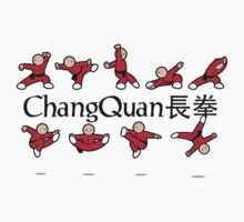 MiniFu: ChangQuan Kids Clothes