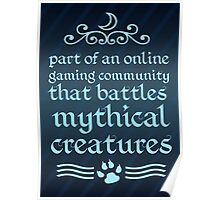 Mythical Creatures II Poster