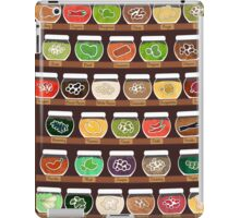 My Spiffy Spice Shelf iPad Case/Skin
