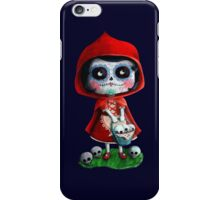 Dead Red Riding Hood iPhone Case/Skin