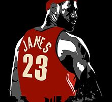 Lebron James by Jmaldonado781