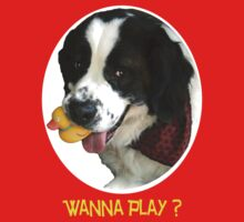 Wanna Play? by ericb